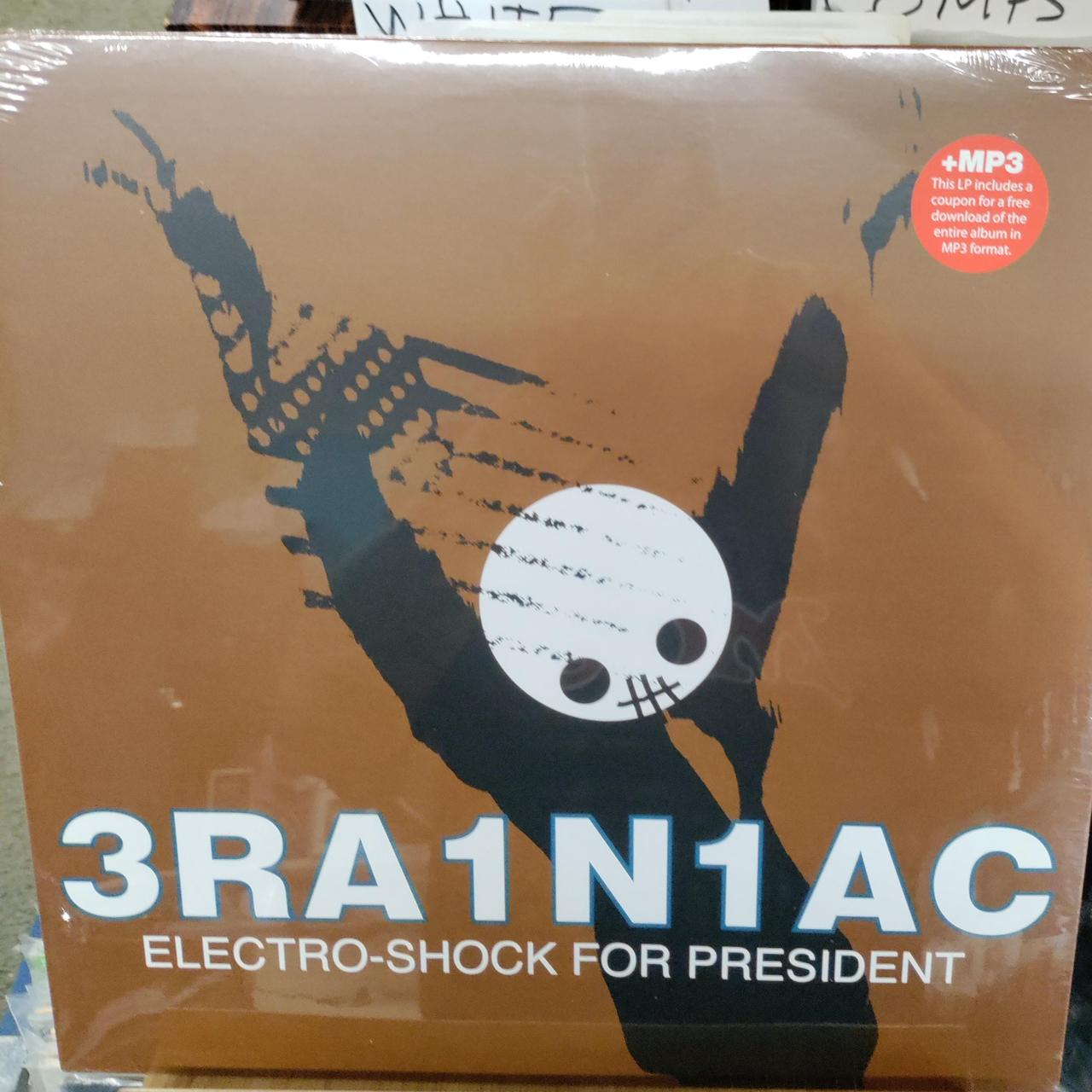 Product Image 1 - Brainac electro shock for president