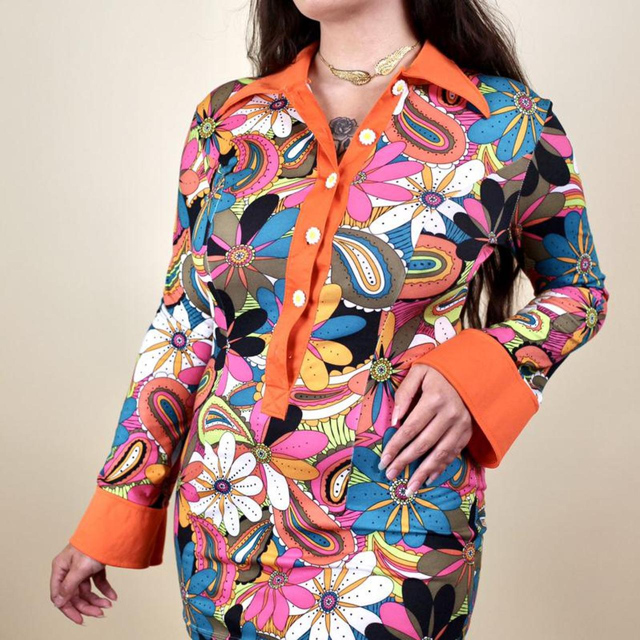 Product Image 1 - Modern Does 60's Psychedelic Gogo