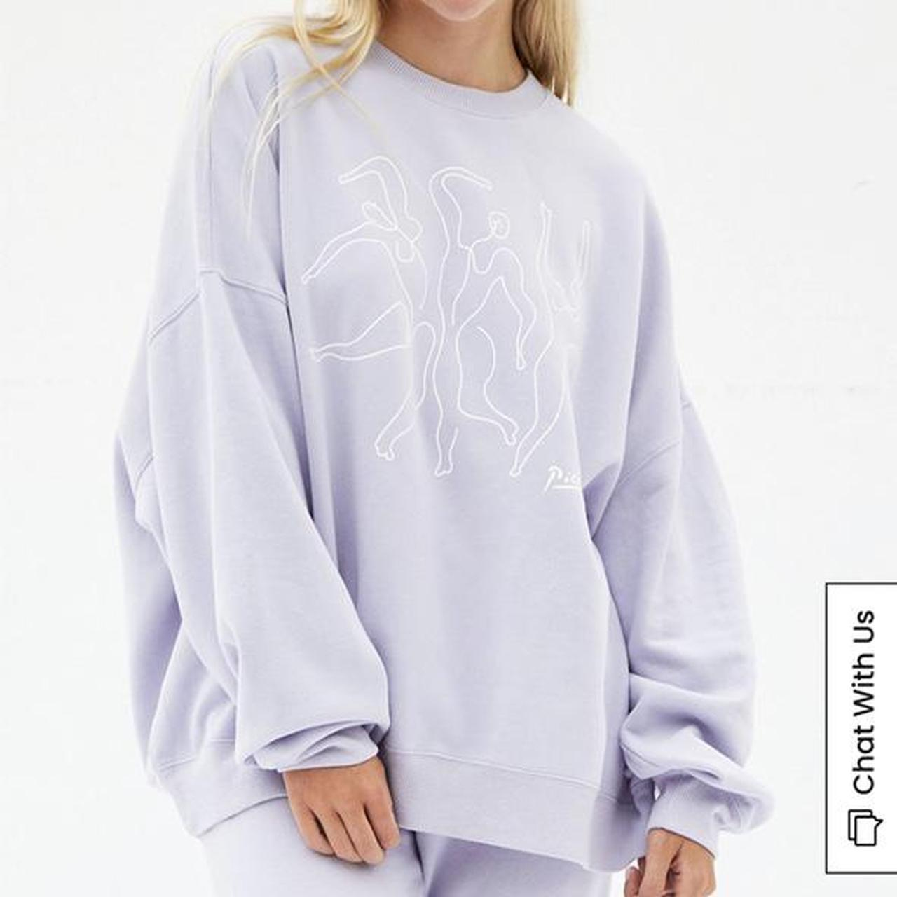 Product Image 1 - Picasso Ex-Boyfriend Sweatshirt from PacSun. oversized