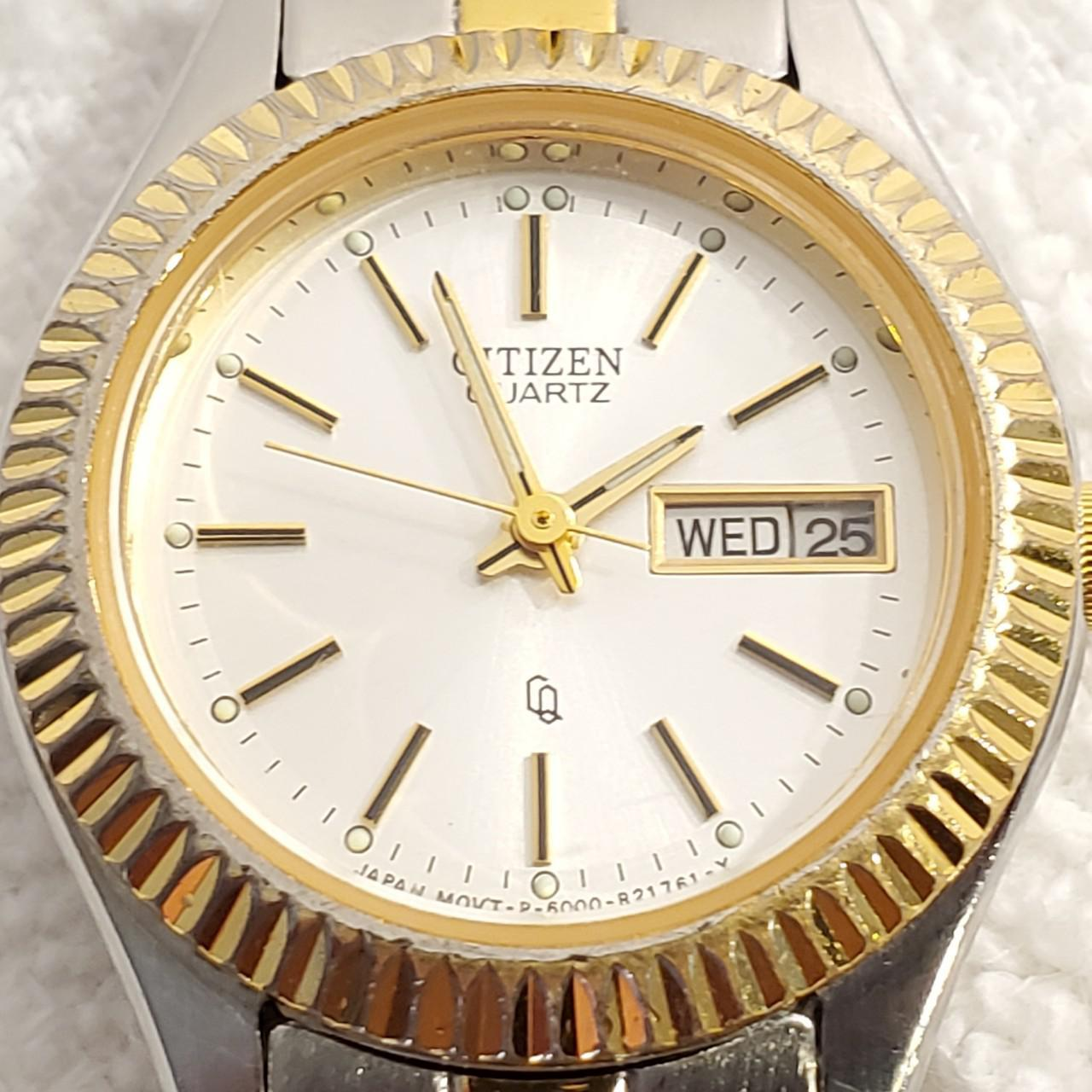 Product Image 1 - Vintage Citizen Two Tone Day