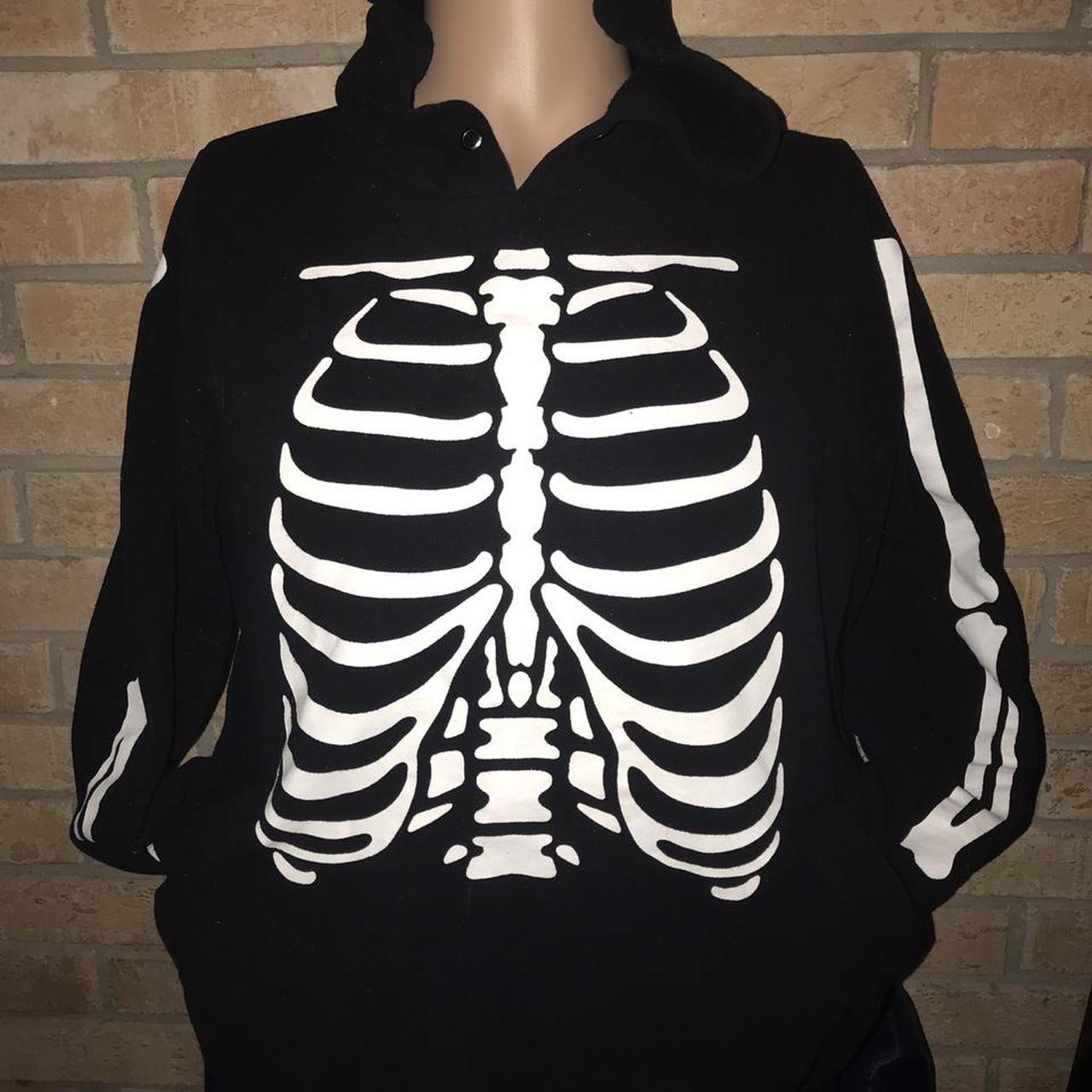 Product Image 1 - Hot Topic Ladies Skeleton Hoodie.