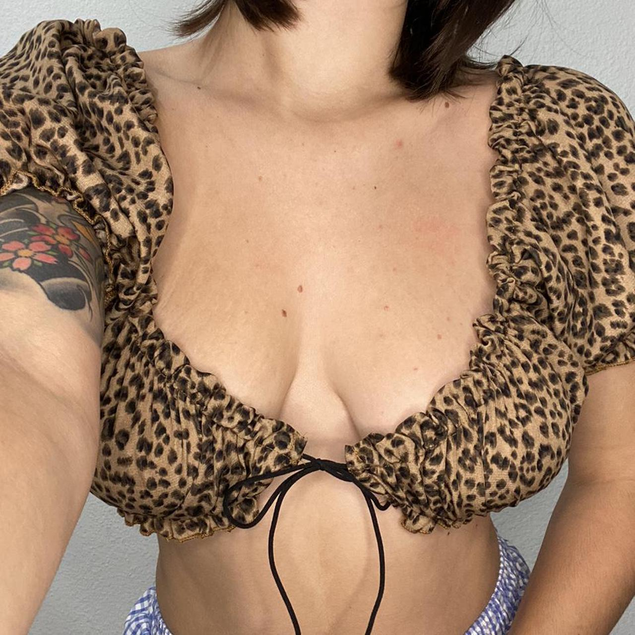 Product Image 1 - Shein leopard print top. It's