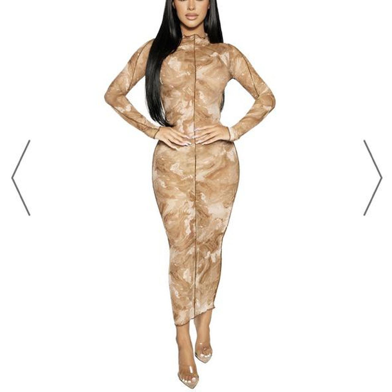 Product Image 1 - Naked wardrobe mesh dress. Never