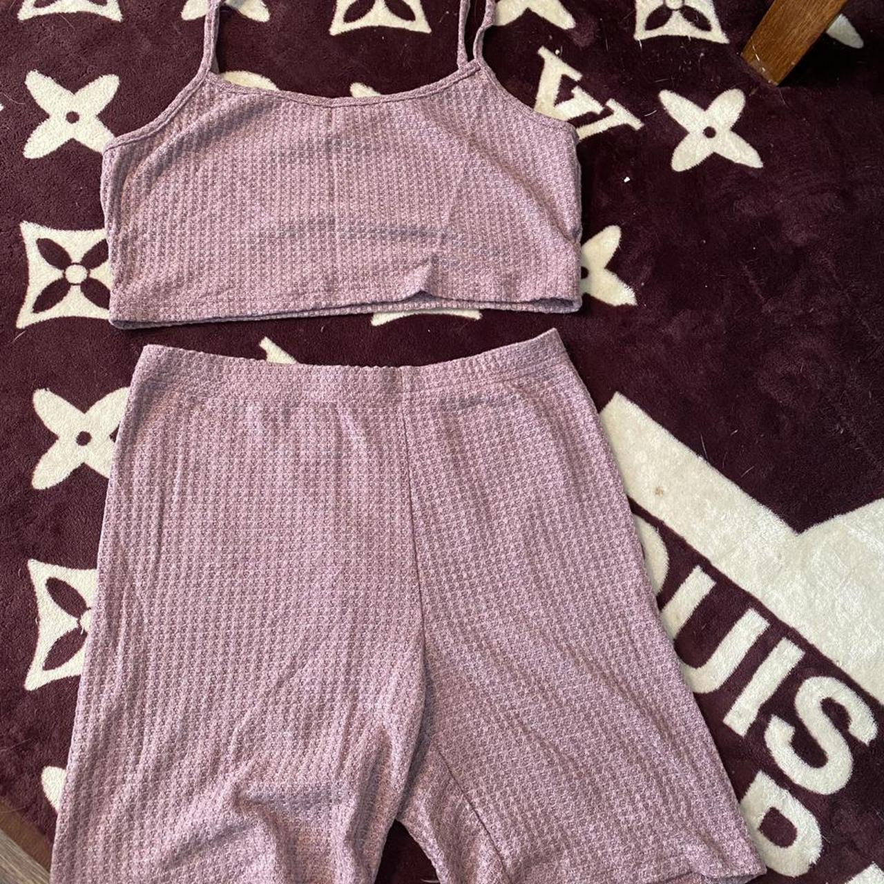 Product Image 1 - Crop top and biker shorts
