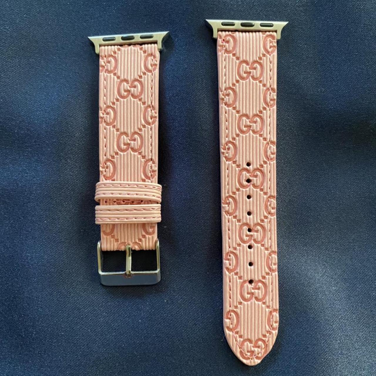 Product Image 1 - Luxury pink Apple Watch band