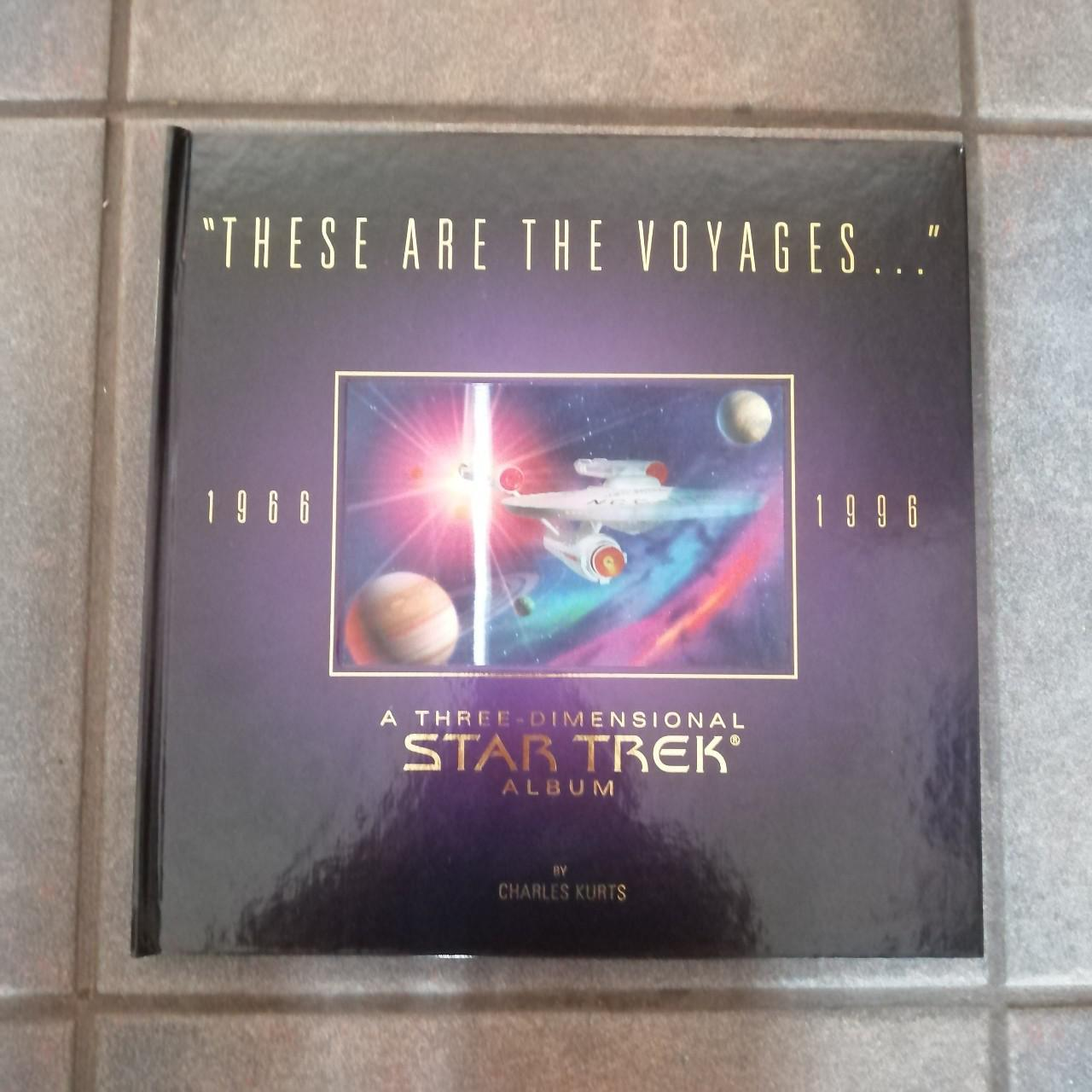 Product Image 1 - THESE ARE THE VOYAGES....... 3D Star
