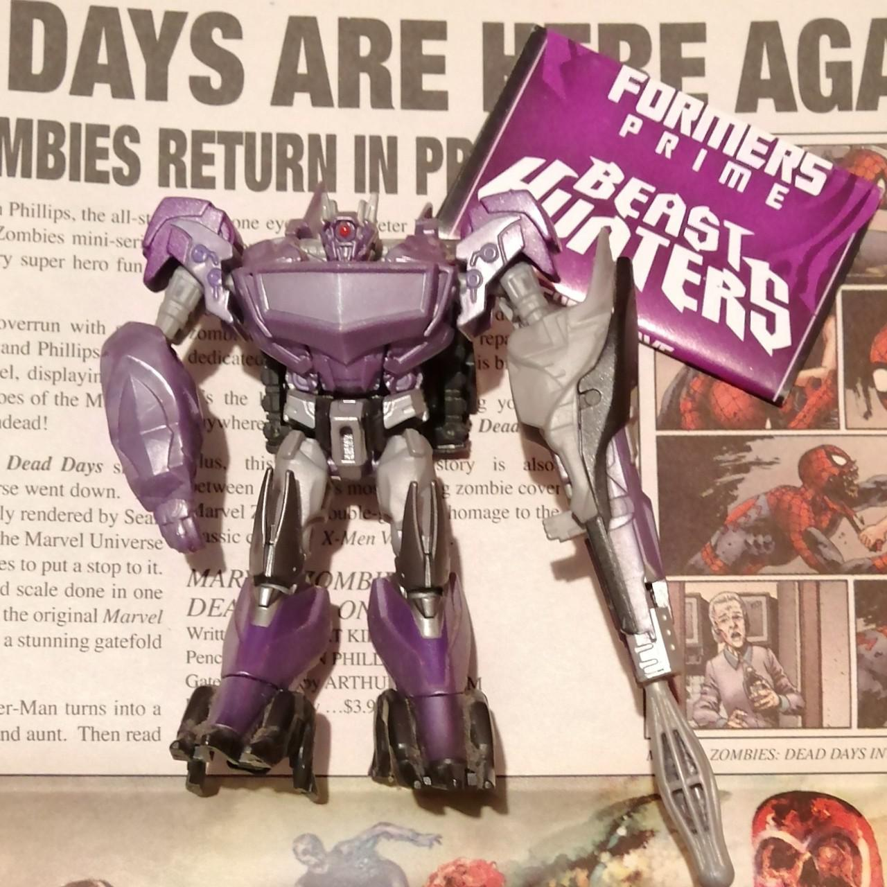 Product Image 1 - TRANSFORMER FIGURE. Transformable figure. From the