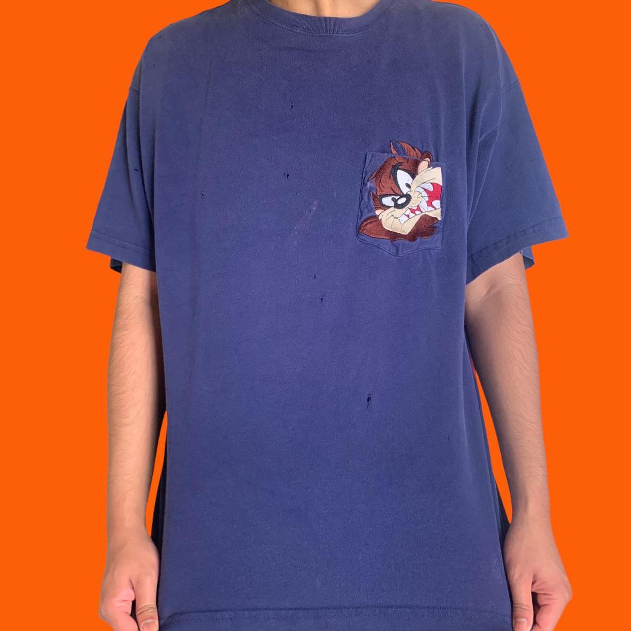 Product Image 1 - Vintage Tasmanian Devil Pocket T-shirt