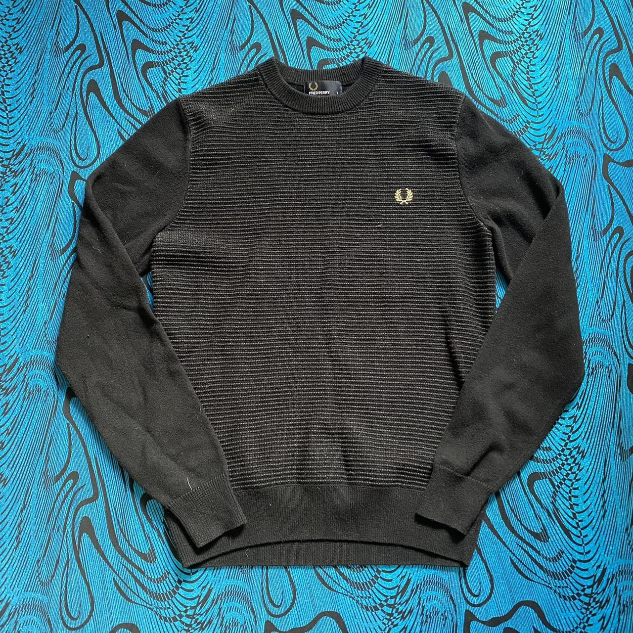 Product Image 1 - Fred Perry stripped Sweater with