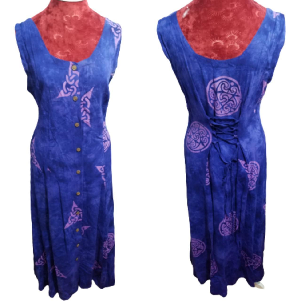 Product Image 1 - 90s Witchy New Age Dress  Size