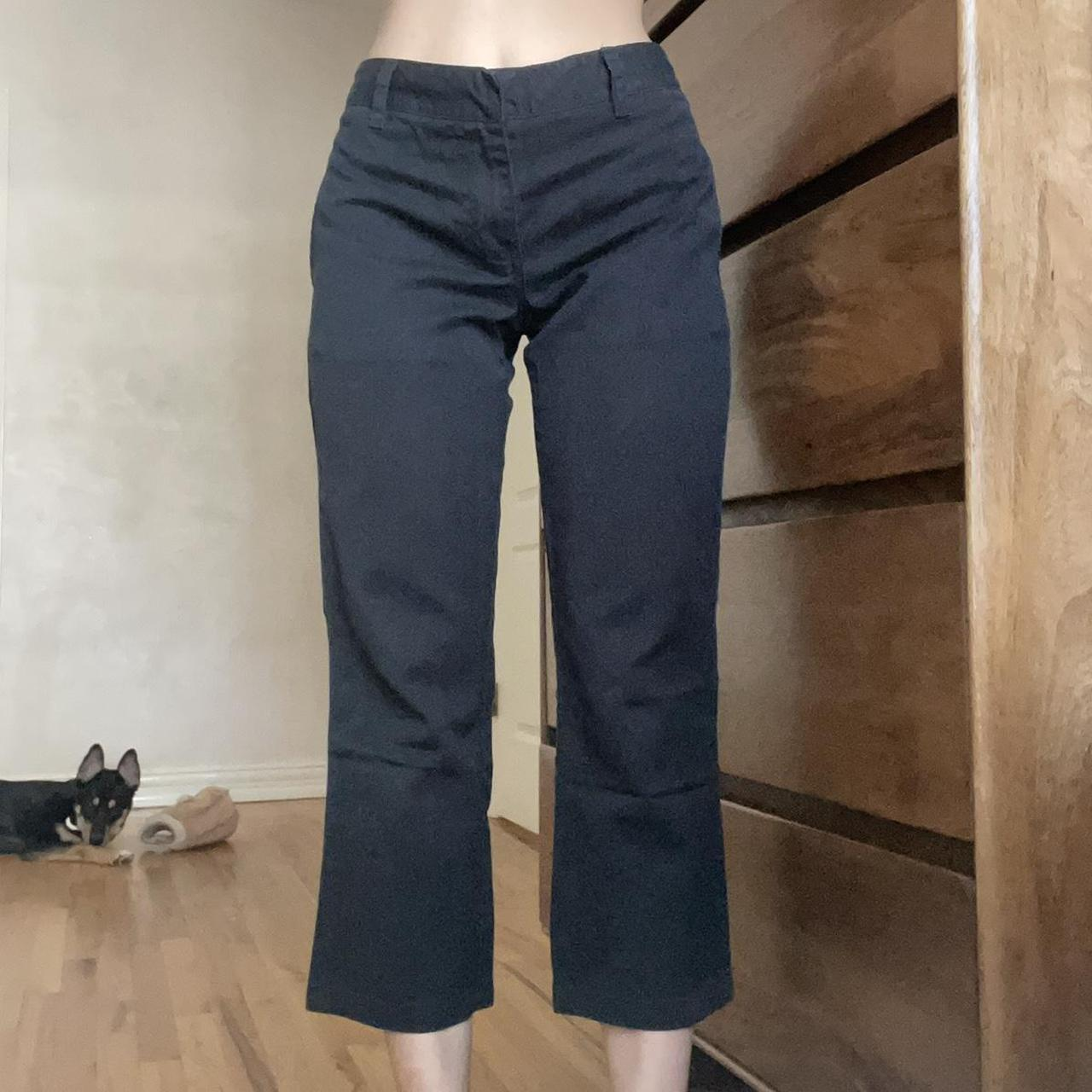 Product Image 1 - Black cropped dickies pants   Size