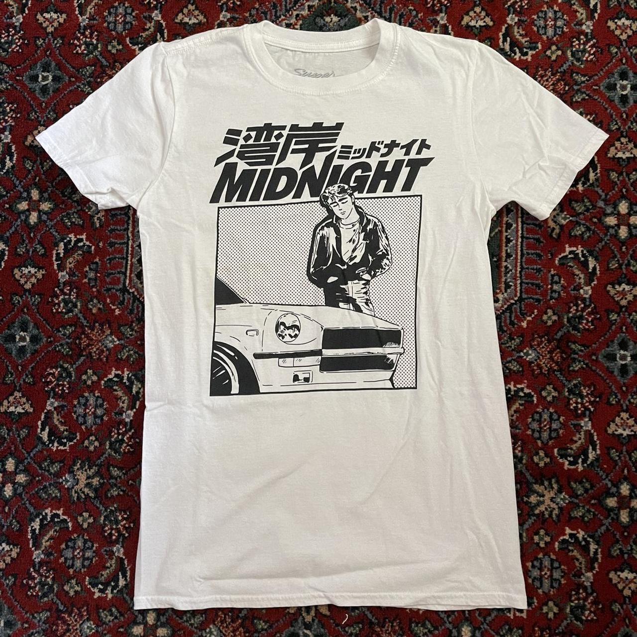 Product Image 1 - Wangan Midnight manga t shirt Super