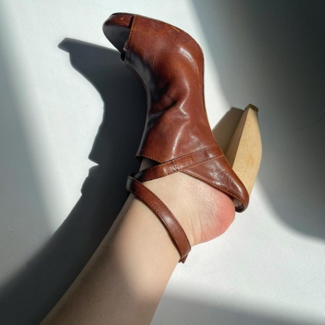 Product Image 1 - Loeffler Randall Ankle Strap Wooden