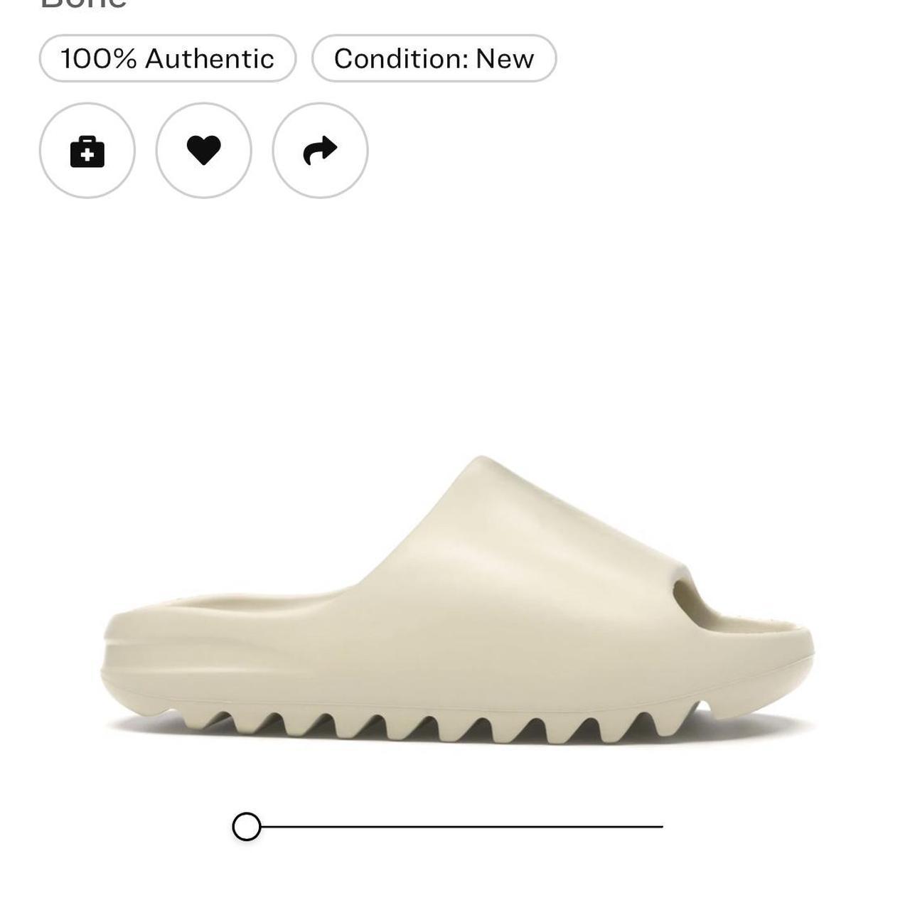Product Image 1 - lightly worn adidas yeezy slides