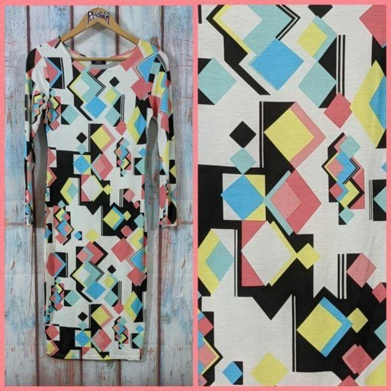 Product Image 1 - 💎 London Geometric Print Bodycon