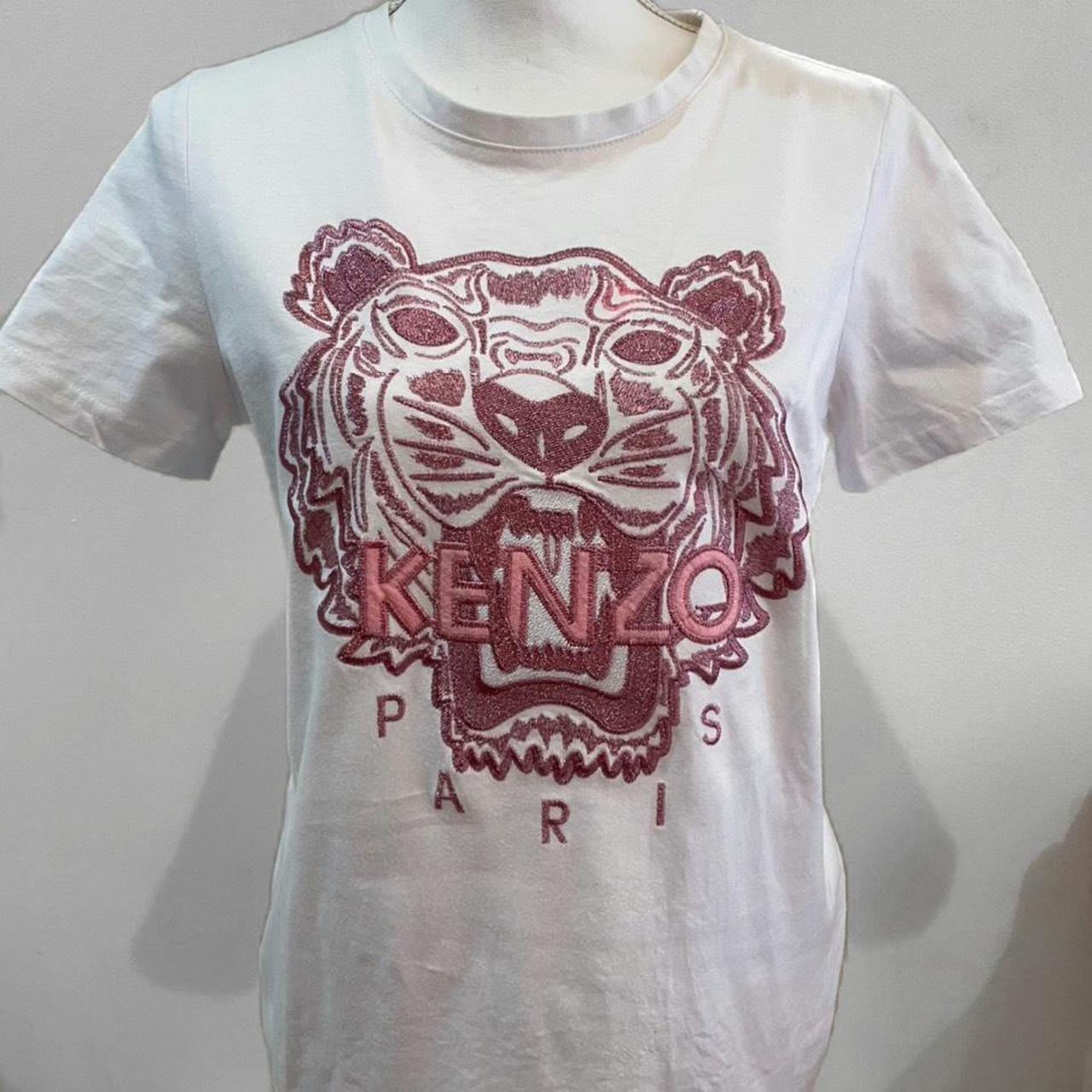 Product Image 1 - KENZO women's shirt Size Large  •Fits