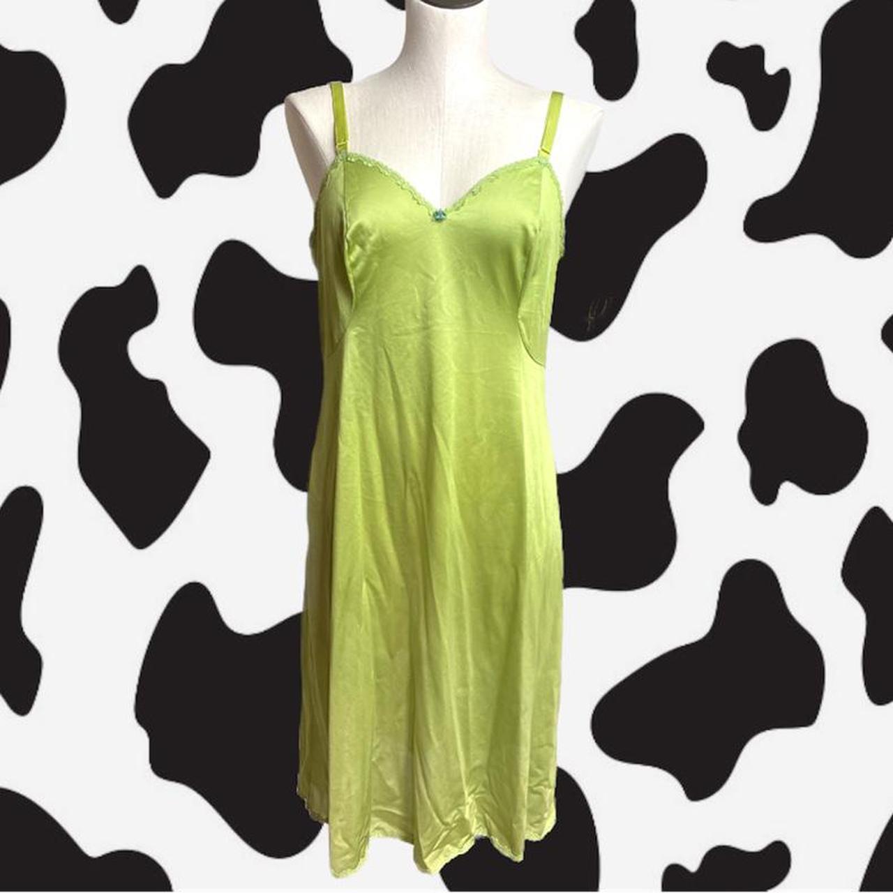 Product Image 1 - Light Green Hand Dyed OLGA