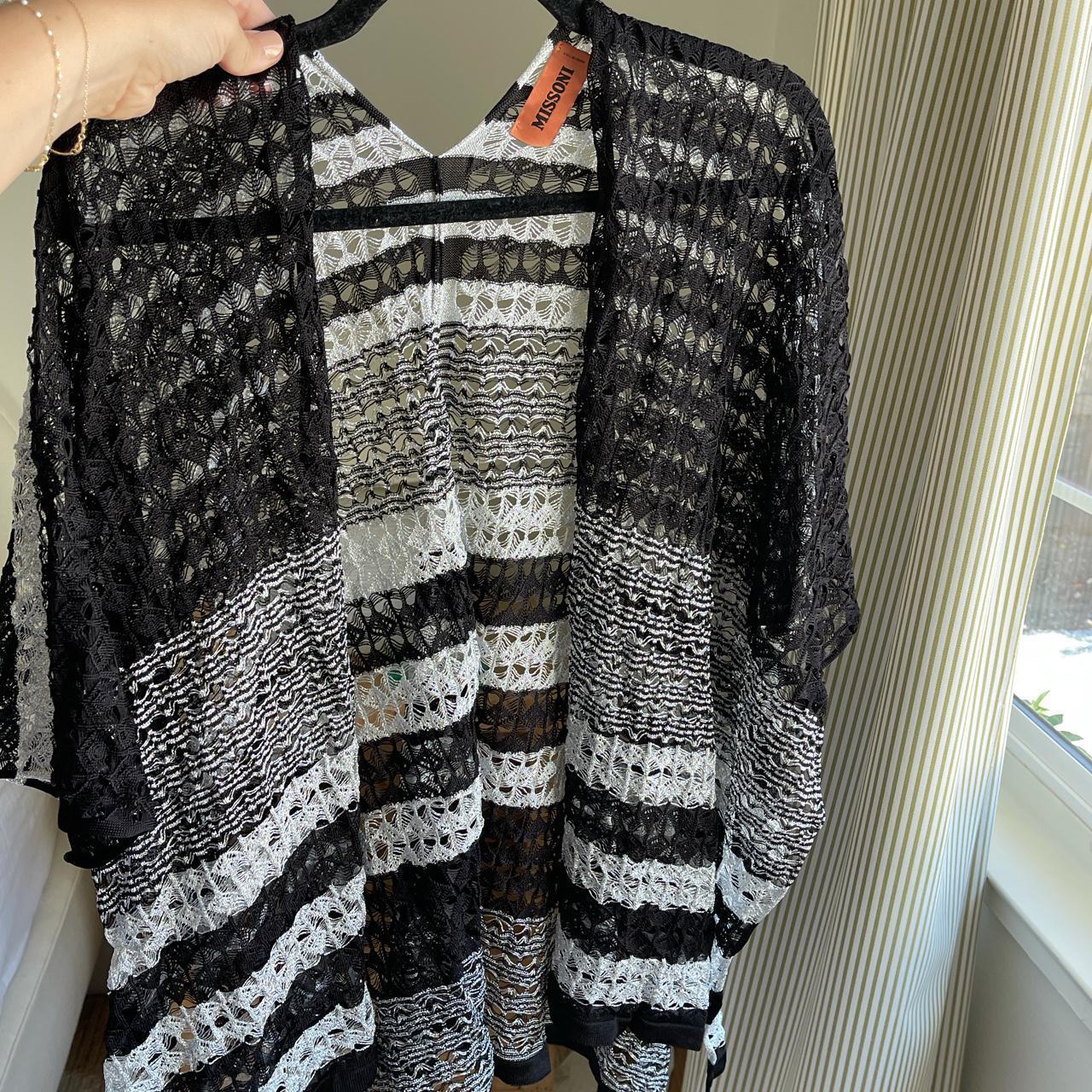 Product Image 1 - Metallic Missoni beach cover shawl,