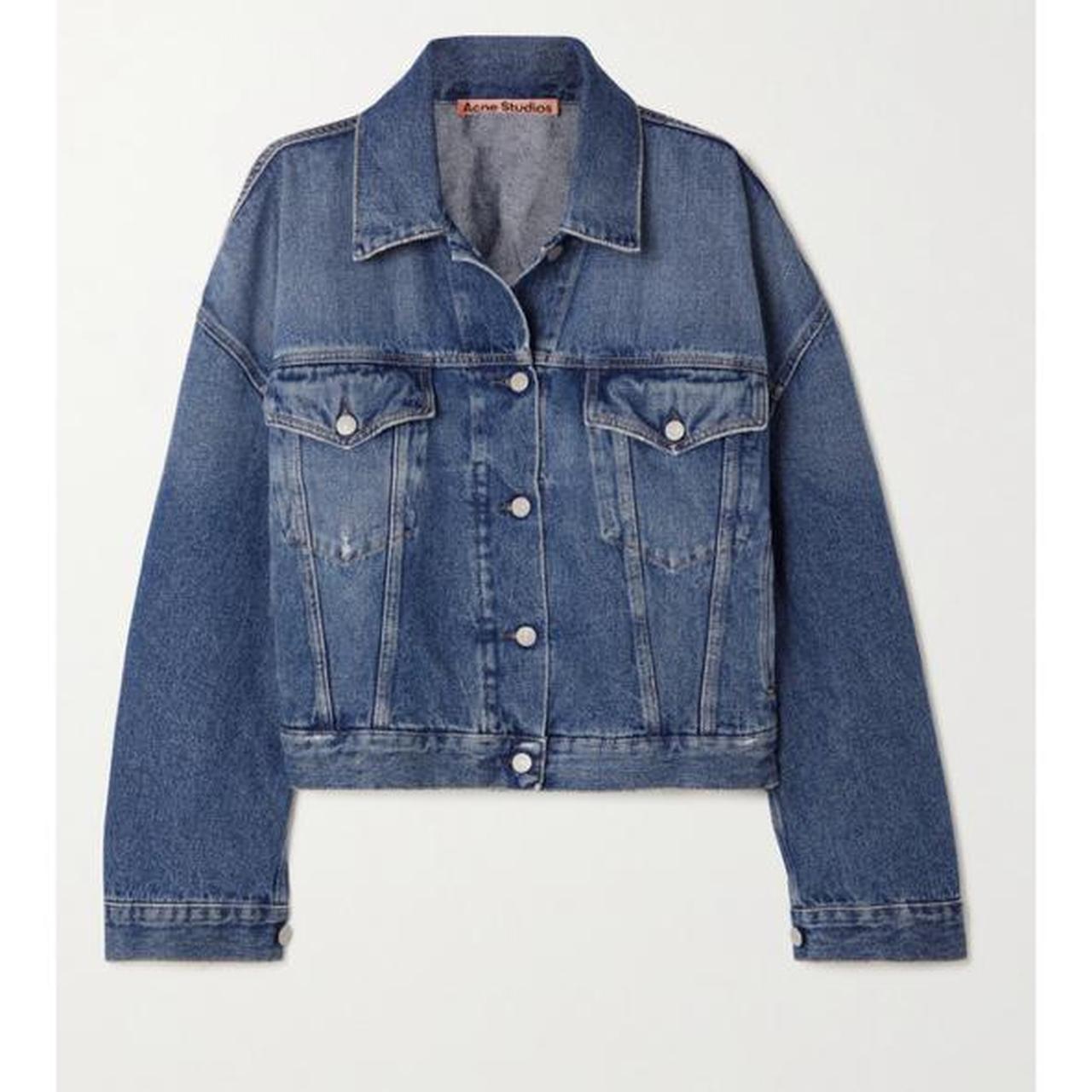 Product Image 1 - Acne oversized denim jacket, perfect