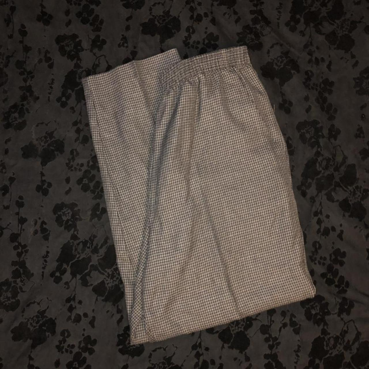 Product Image 1 - Cute pair of houndstooth plaid