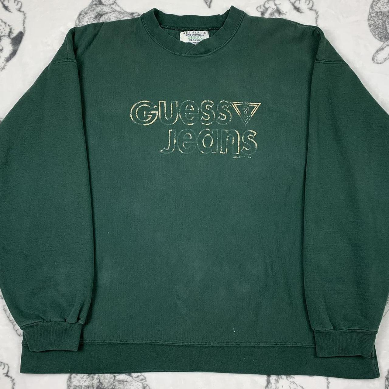 Product Image 1 - Vintage Forest Green Guess Jeans