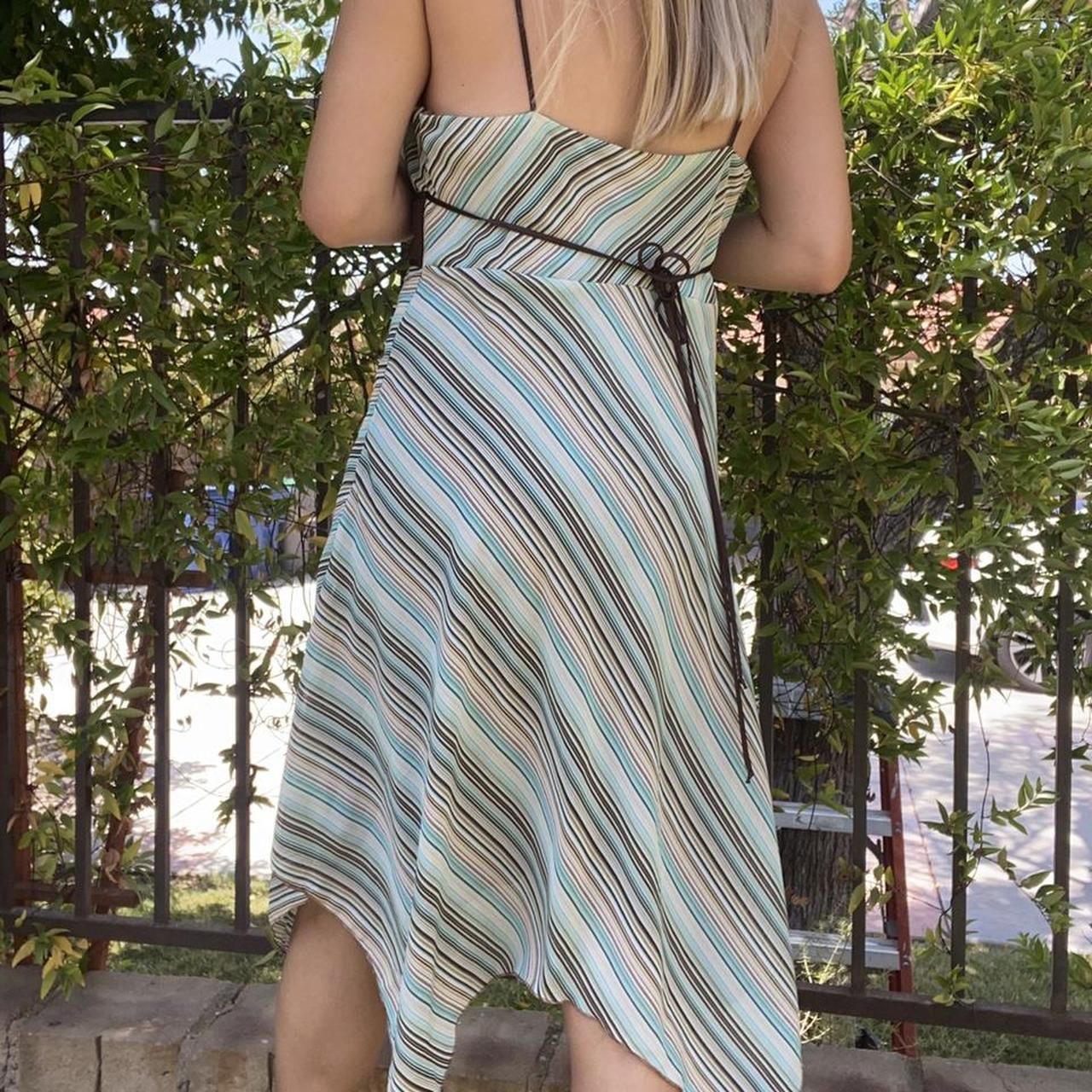 Product Image 1 - The cutest striped 2000 dress!
