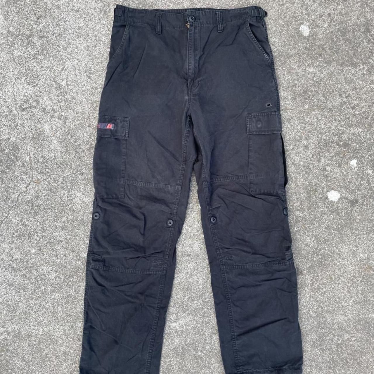Product Image 1 - Wtaps tactical cargo pants Condition: worn