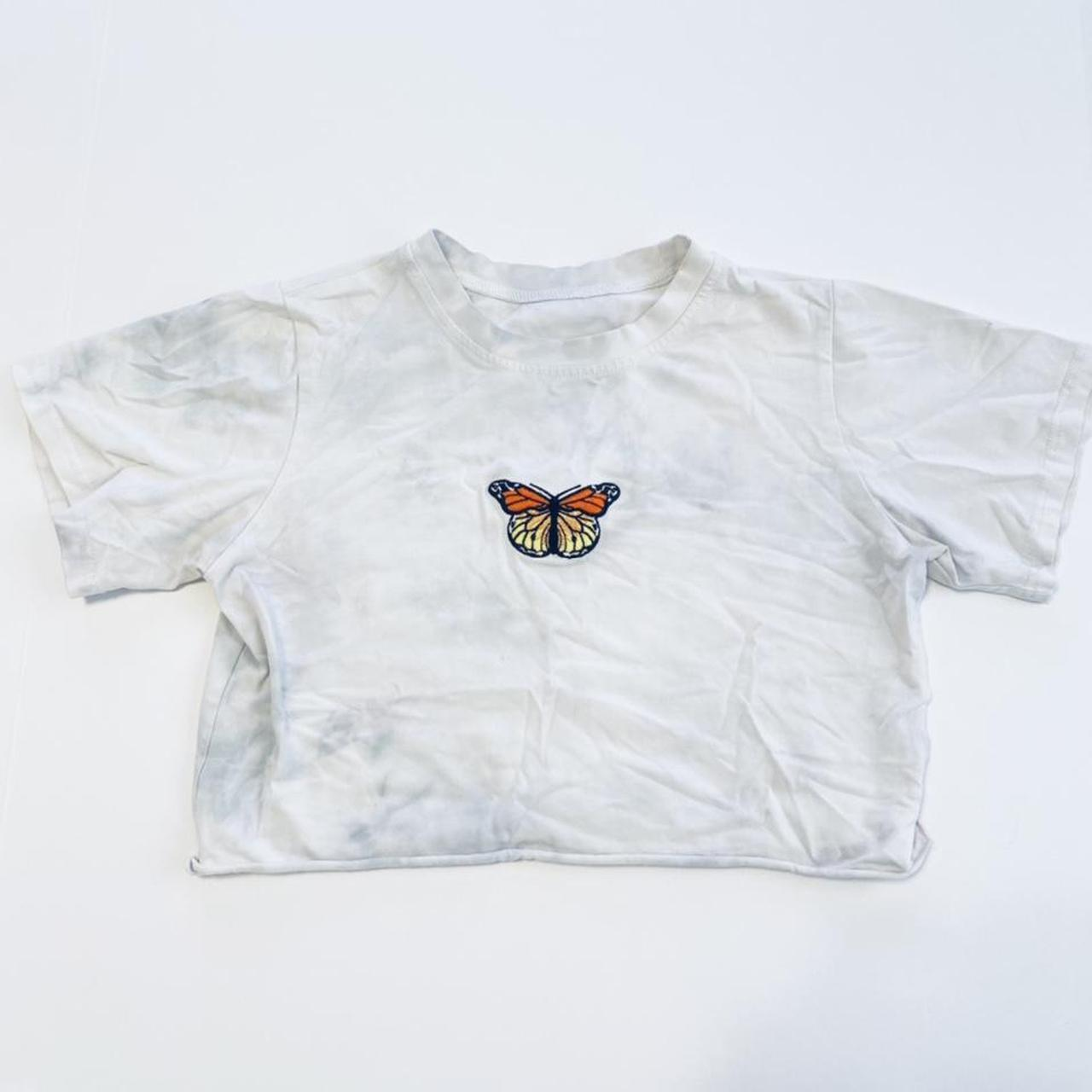 Product Image 1 - Brandy butterfly tee One size  Blue