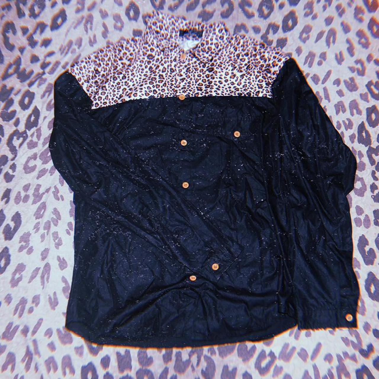 Product Image 1 - Leopard / cheetah and black