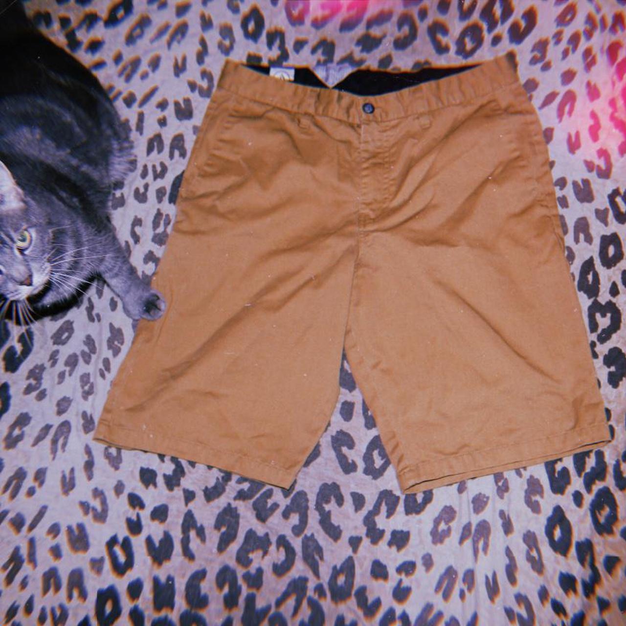 Product Image 1 - Tan / khaki #Volcom shorts.  All