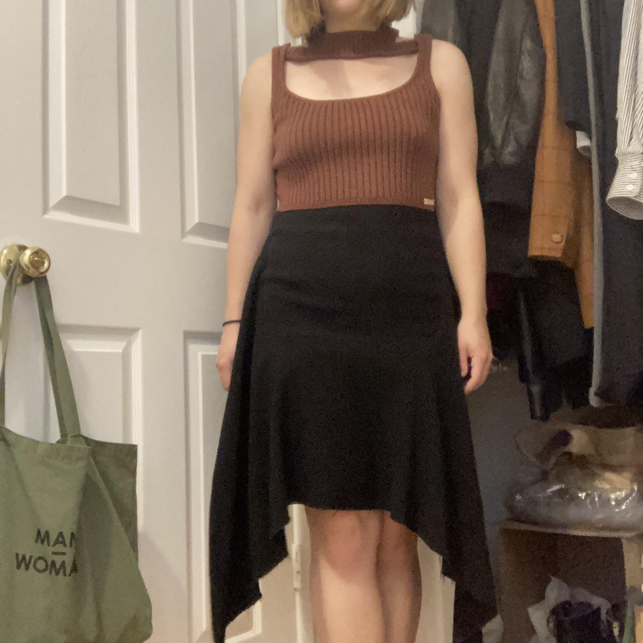 Product Image 1 - CHRISTOPHER ESBER black skirt with