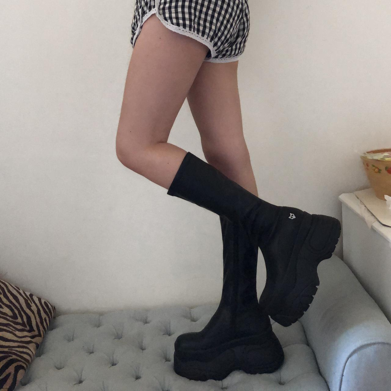 Product Image 1 - Naked Wolfe black boots