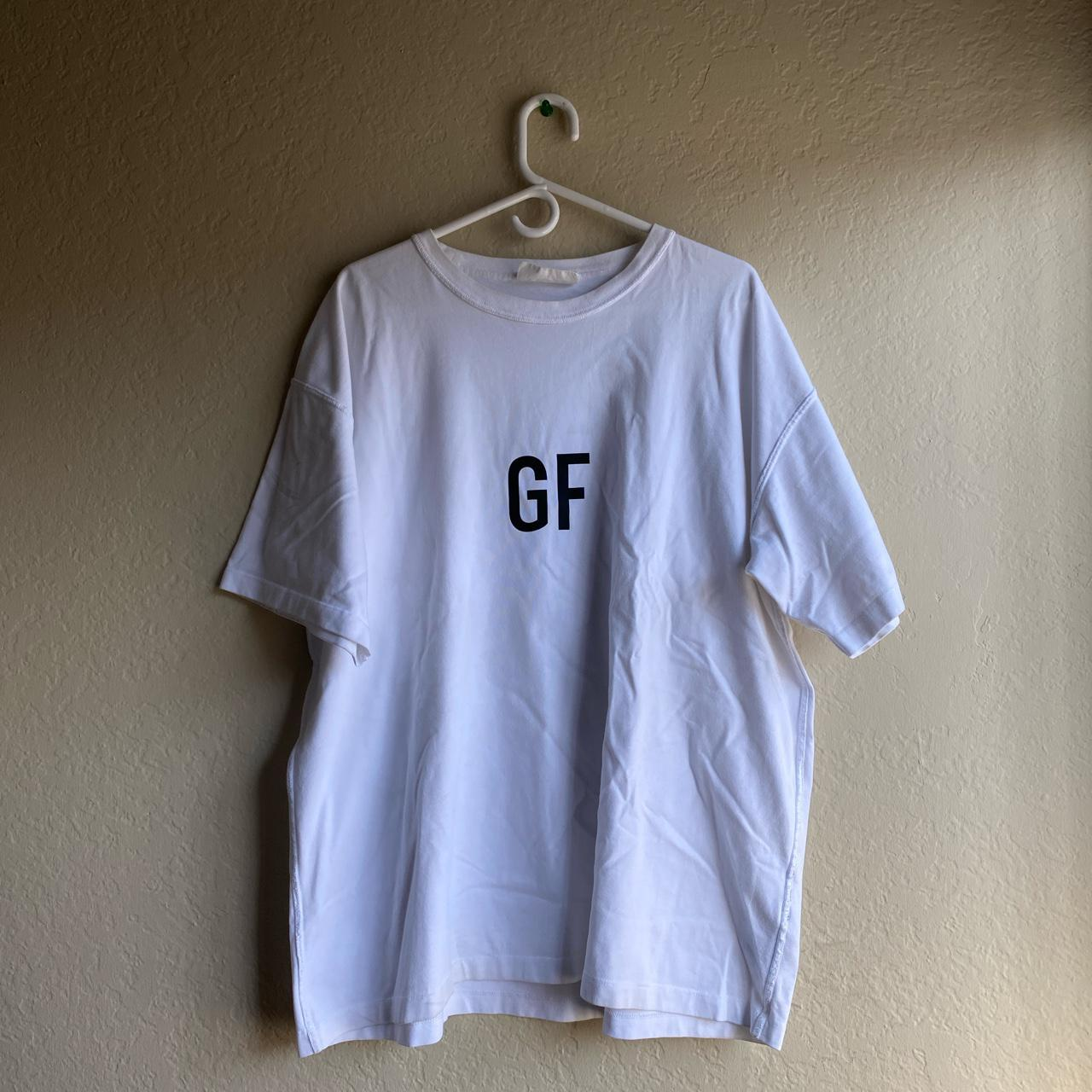 Product Image 1 - Fear of God George Floyd white