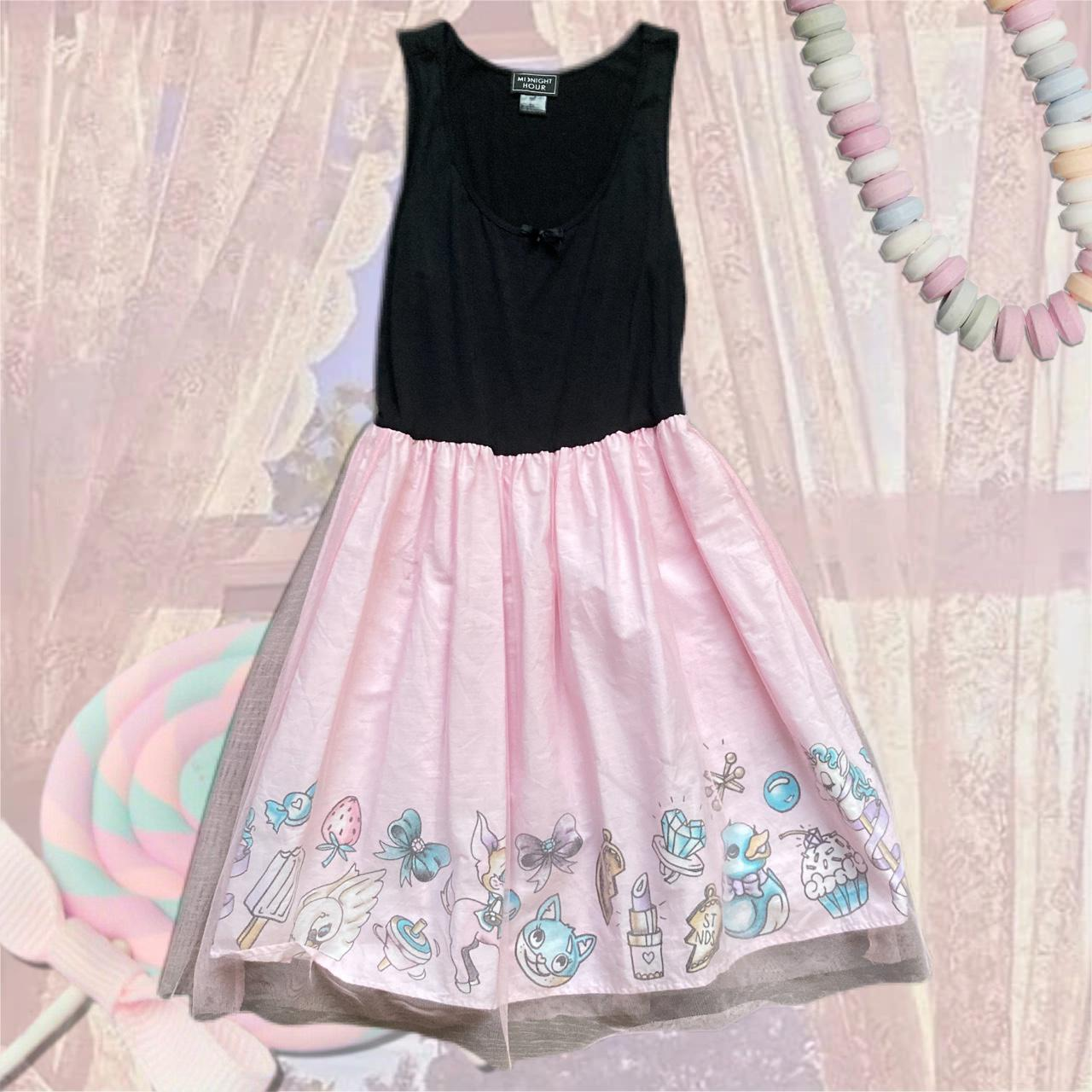 """Product Image 1 - """"Melanie Martinez"""" dress by Midnight"""
