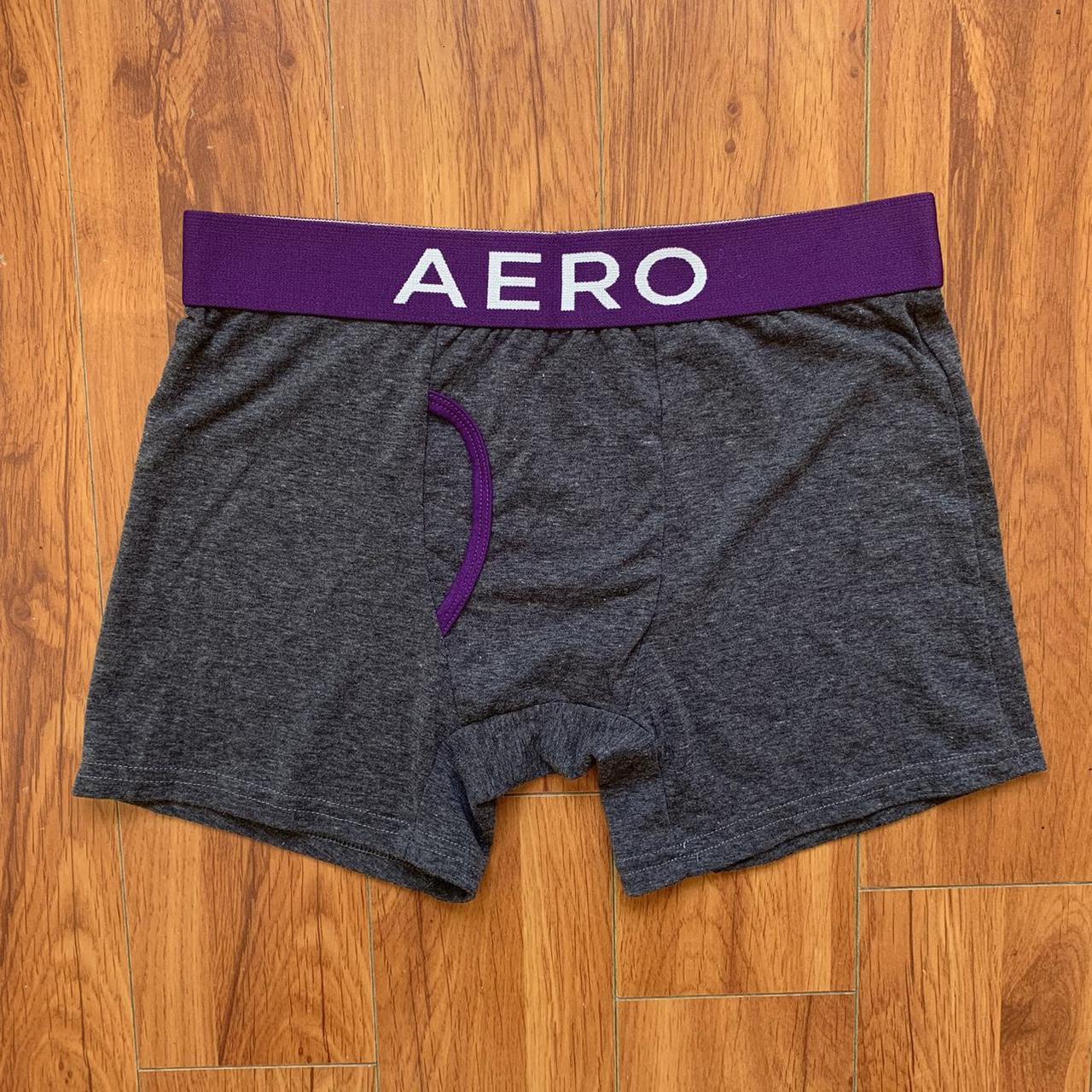 Product Image 1 - Aero Boxer Briefs ⚡️Small/Medium ⚡️100% Cotton  ⚡️Pre-loved,