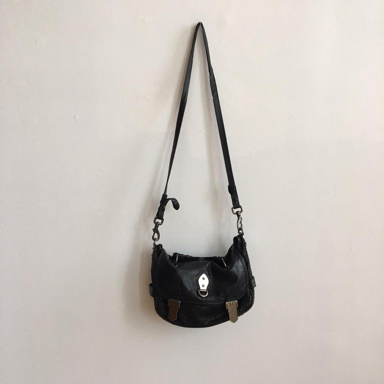 Product Image 1 - Mulberry black leather messenger back Super