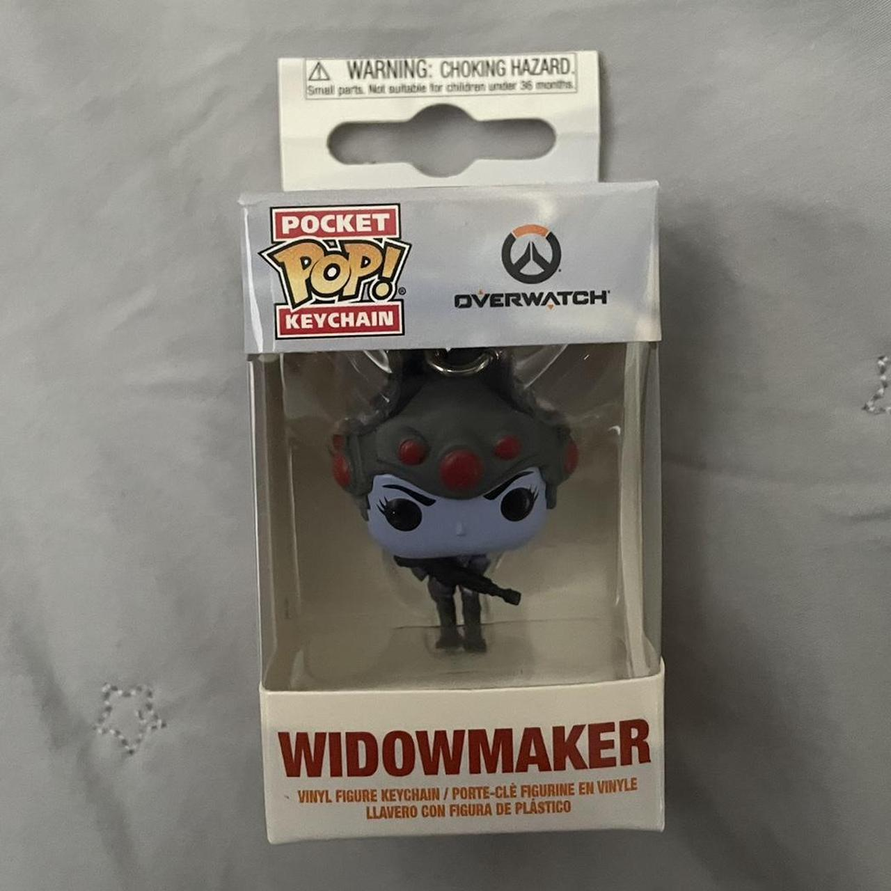 Product Image 1 - Funko Pop Widowmaker Keychain  #overwatch #widowmaker