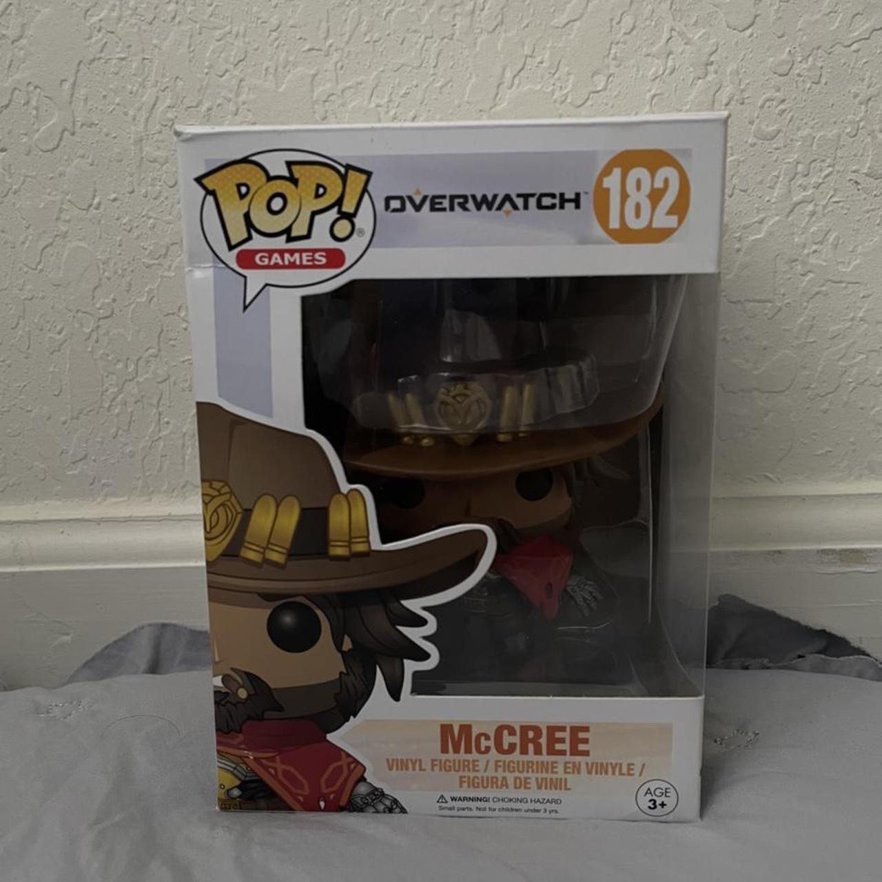 Product Image 1 - Overwatch Funko Pop McCree  - Was