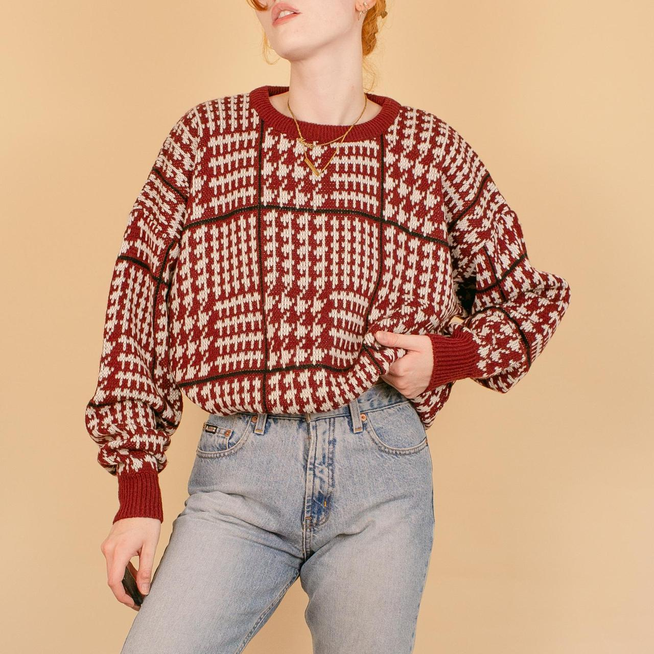 Product Image 1 - Vintage 90s Cozy Grandpa Sweater