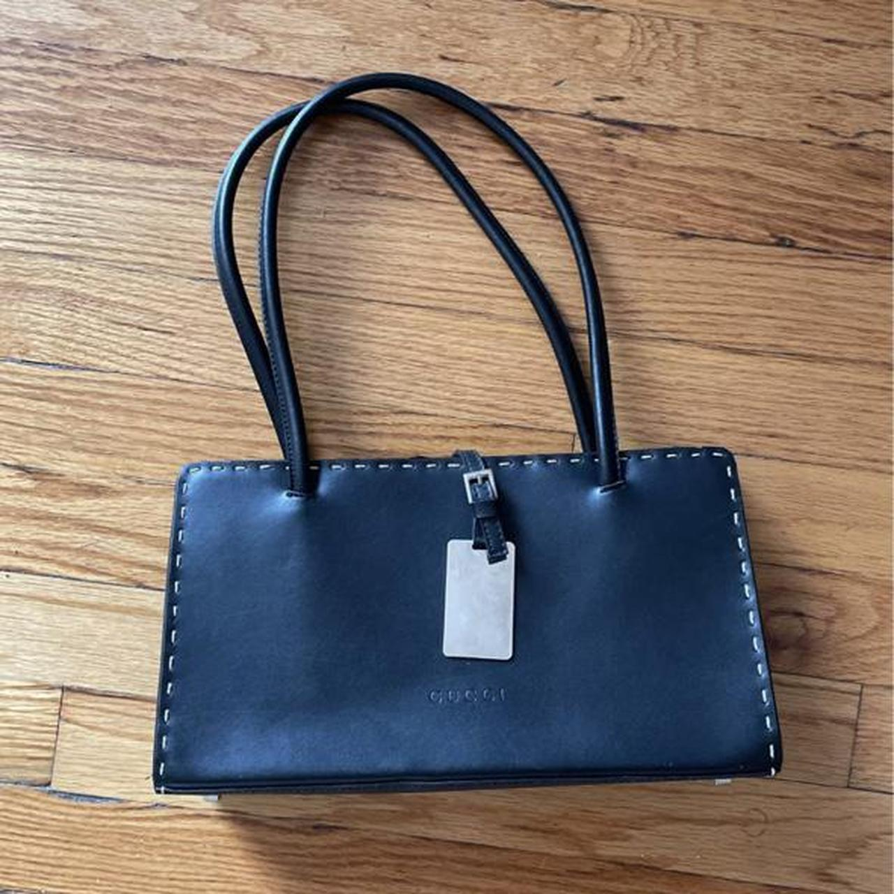 Product Image 1 - Thrifted black Gucci purse