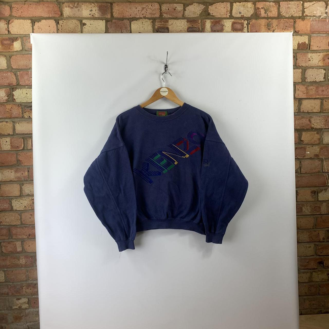 Product Image 1 - Vintage Kenzo crewneck jumper with