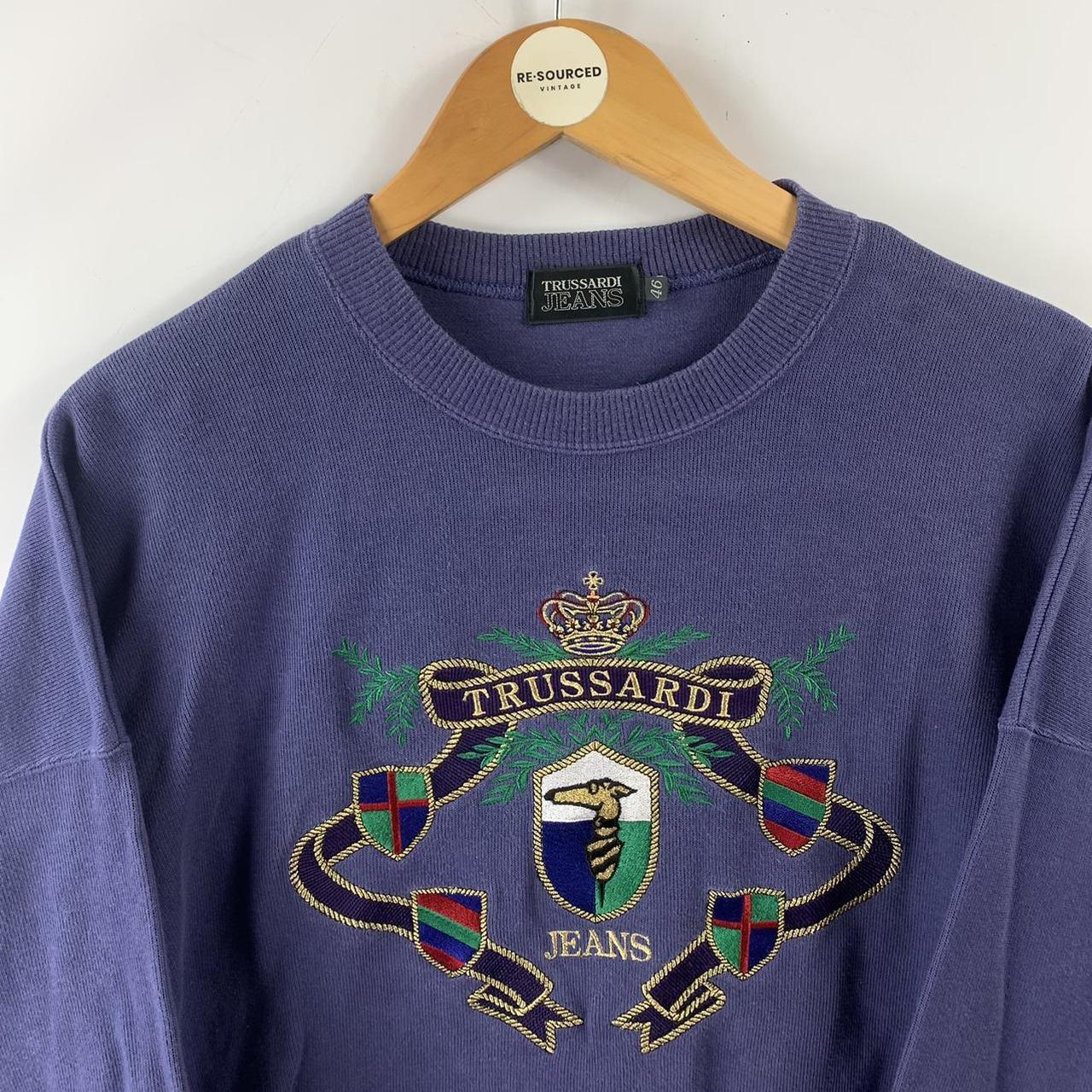 Product Image 1 - Vintage Trussardi crewneck jumper with