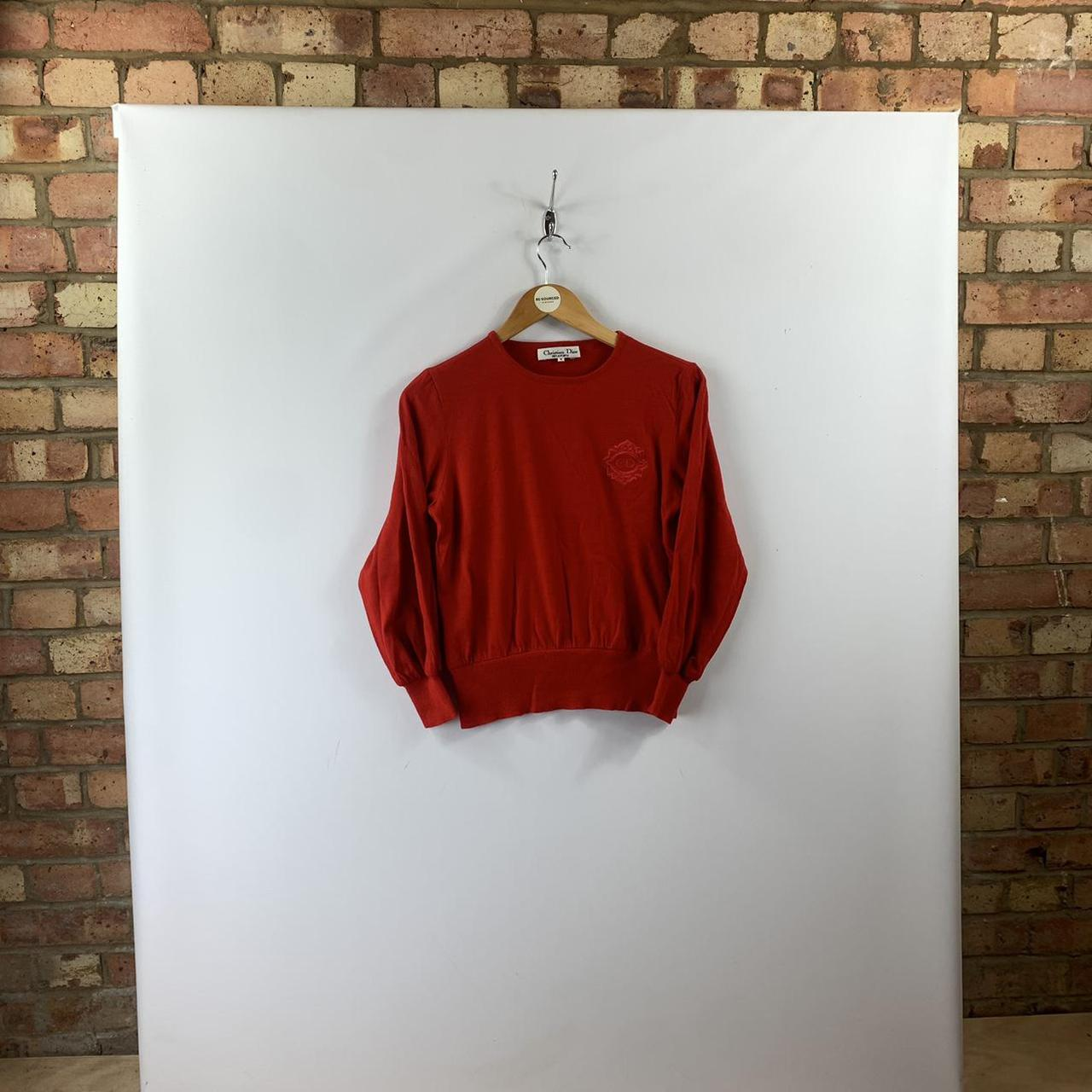 Product Image 1 - Vintage Christian Dior jumper with