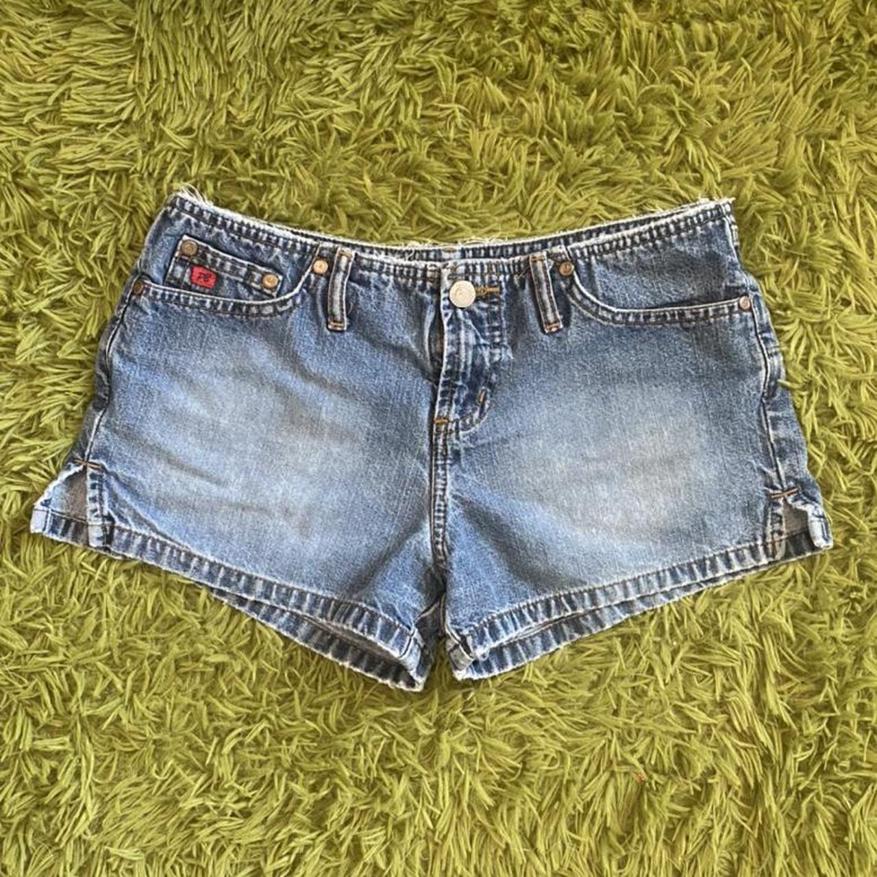 Product Image 1 - y2k vintage shorts   denim shorts