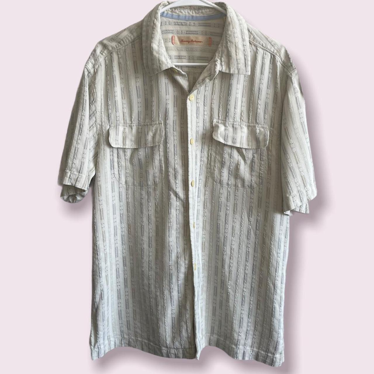 Product Image 1 - Tommy Bahama 100%silk button up