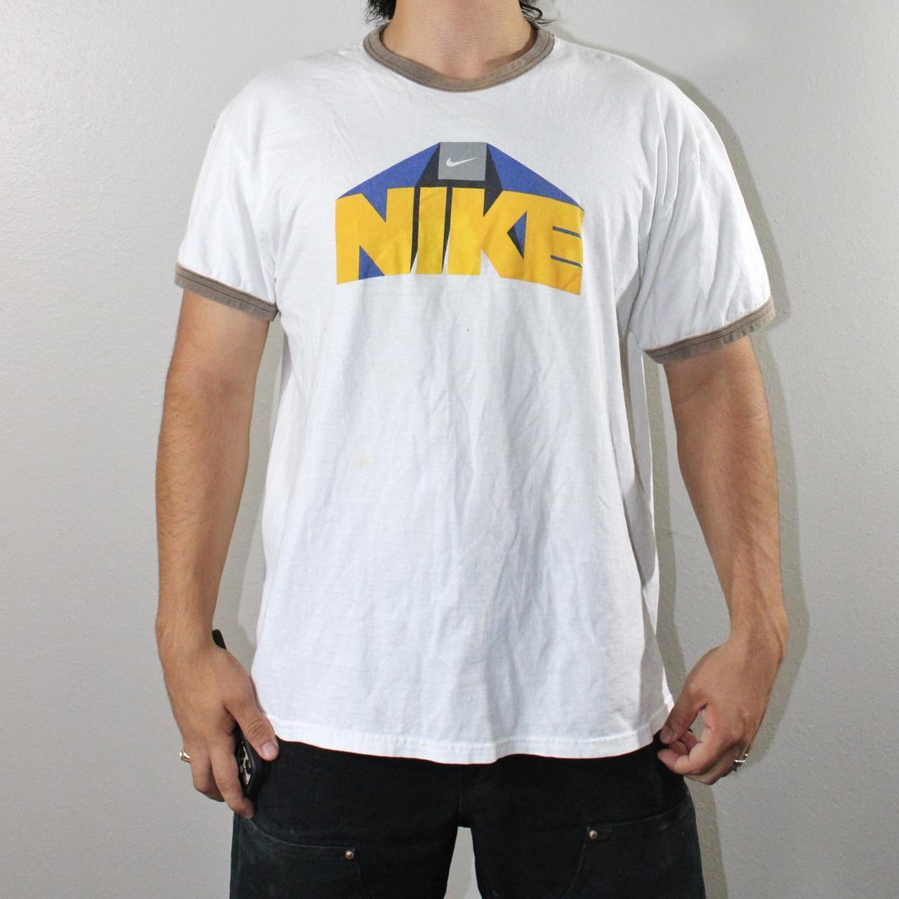 Product Image 1 - Vintage Nike Ringer Shirt   Excellent