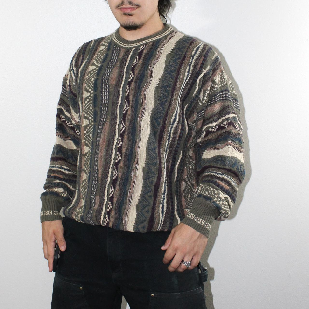 Product Image 1 - Coogi Style Sweater   Excellent condition