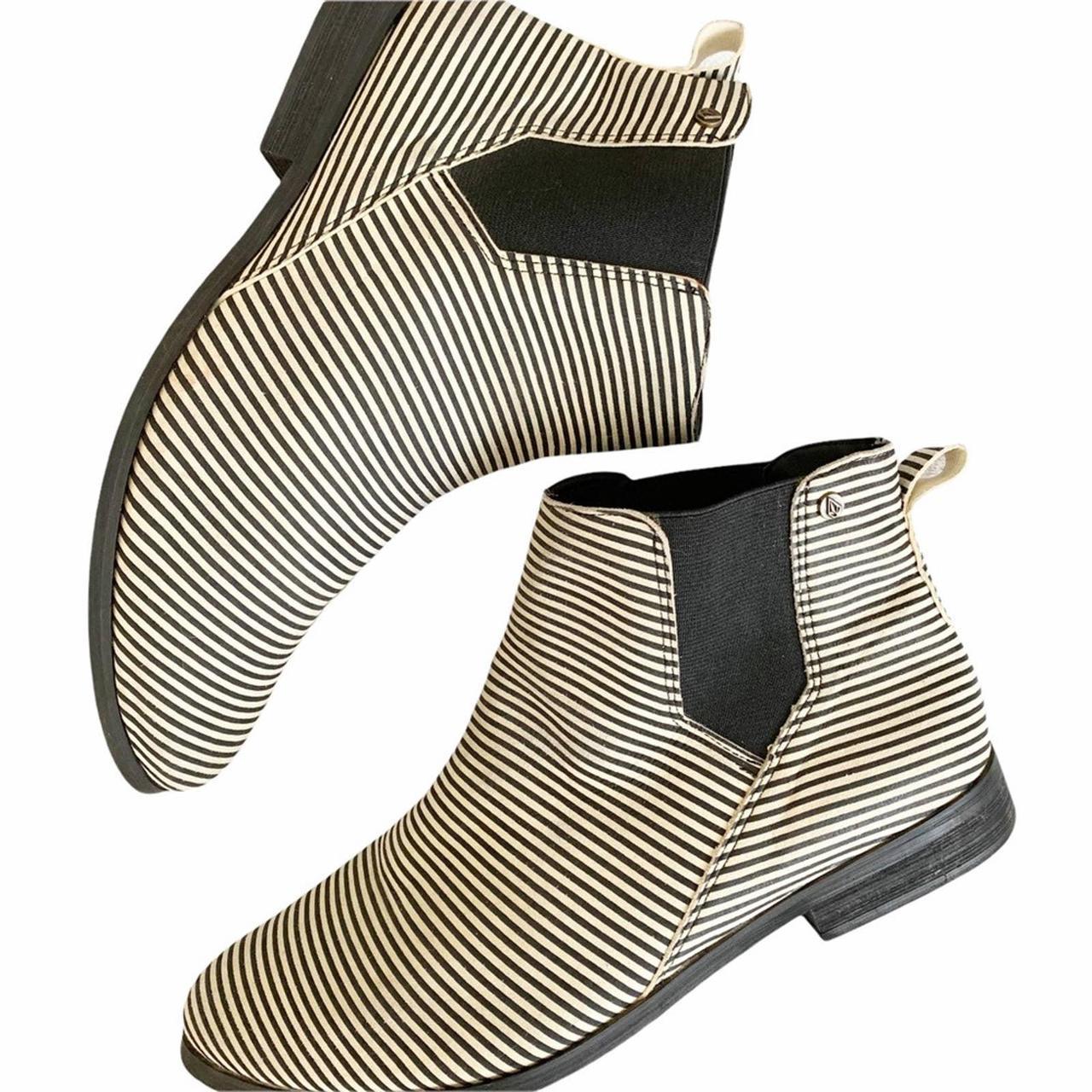 Product Image 1 - Volcom Killer Stripe Chelsea Bootie
