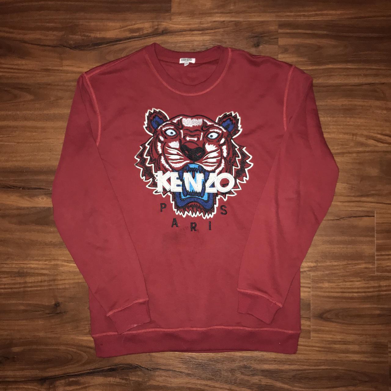 Product Image 1 - Kenzo sweater  Kenzo París sweater 🐅  Sizing
