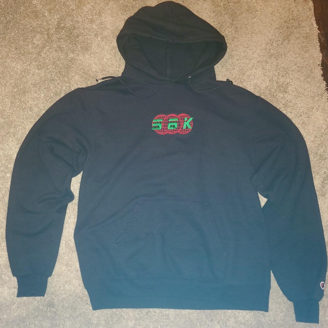 Product Image 1 - Bronze 56k hoodie Black 9/10 Medium   #bronze56k #bronze #bronze56khoodie